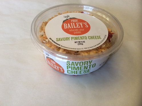 Prof. Bailey's Savory Pimento Cheese