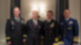 Capitol Hill 2017 Defense & National Security Outlook Briefing (Pictured Left to Right) Major General Walter E. Piatt, Director, Operations, Army Rapid Capabilities Office; Congressman Robert Aderholt, a Member of House Defense Appropriations; Vice Admiral Philip Cullom, Deputy Chief of Naval Operations for Fleet Readiness and Logistics, U.S. Navy; and Admiral Charles D. Michel, Vice Commandant, U.S. Coast Guard.