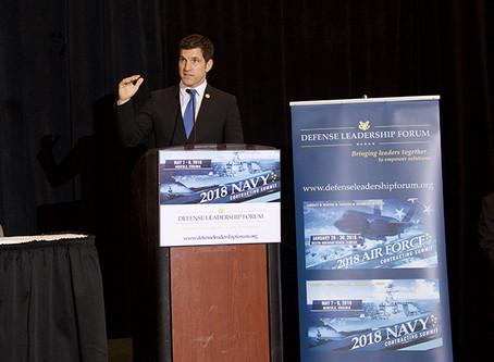 Congressmen Bobby Scott and Scott Taylor Open the Navy Contracting Summit