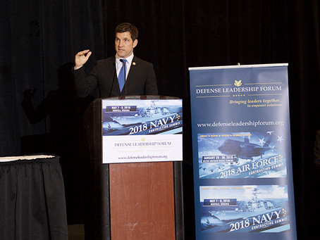 Congressmen Bobby Scott and Scott Taylor Open the Navy Contracting Summit