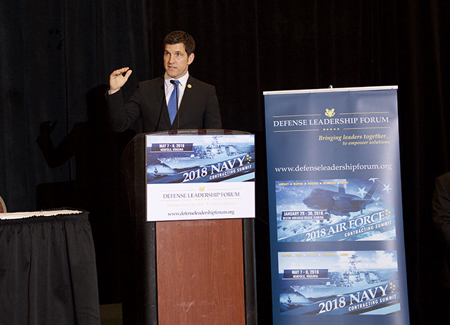 Congressman Scott Taylor (R), 2nd Congressional District, Virginia