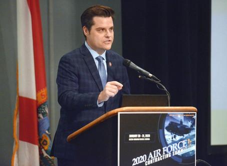 Stars and Stripes: Congressman bullish on defense funding for Northwest Florida