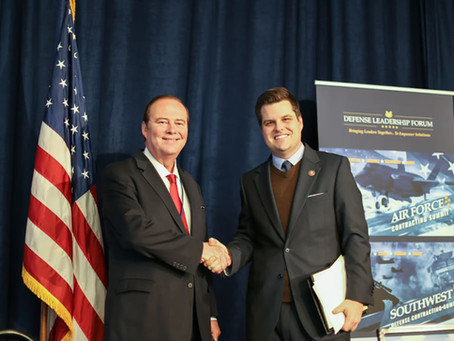 850 Business Magazine: Contracting Summit Provides Insights To Air Force Budgets