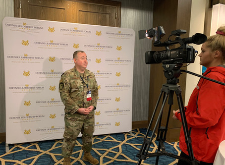 WMBB-TV 13: Air Force Contractors Summit connects specialized contractors with Tyndall AFB