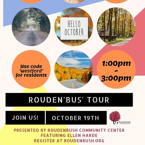 RoudenBUS Tour of Westford