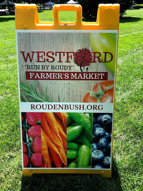 Farmers Market Vendor - full