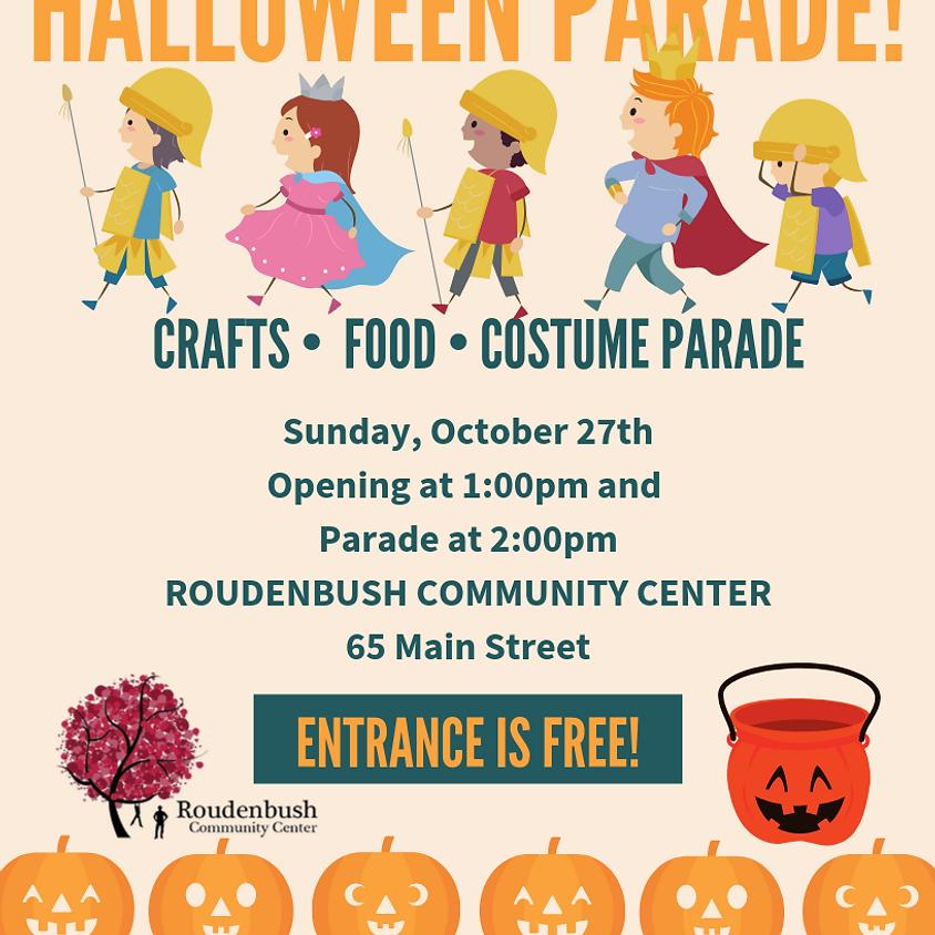 Roudenbush's Annual Halloween Parade