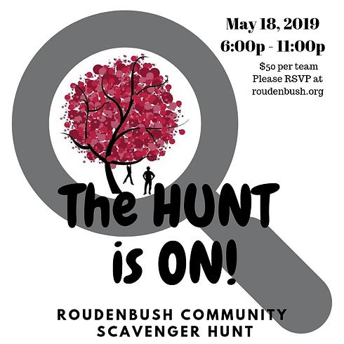 Community Scavenger Hunt - THE HUNT IS ON!
