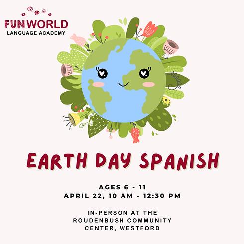 EARTH DAY SPANISH