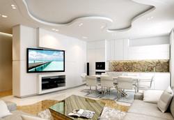 Дизайн-проект квартиры на Есенина.