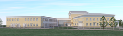 Проект реконструкции школы