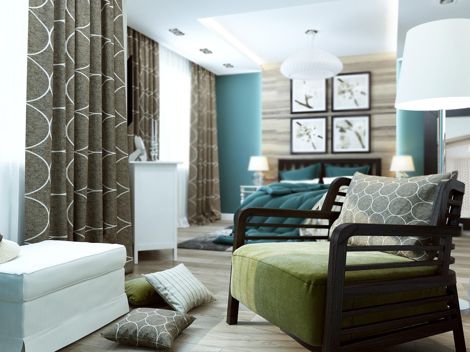 Дизайн проект квартиры на комендантском (12)