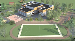 Проект  средней общеобразовательной школы