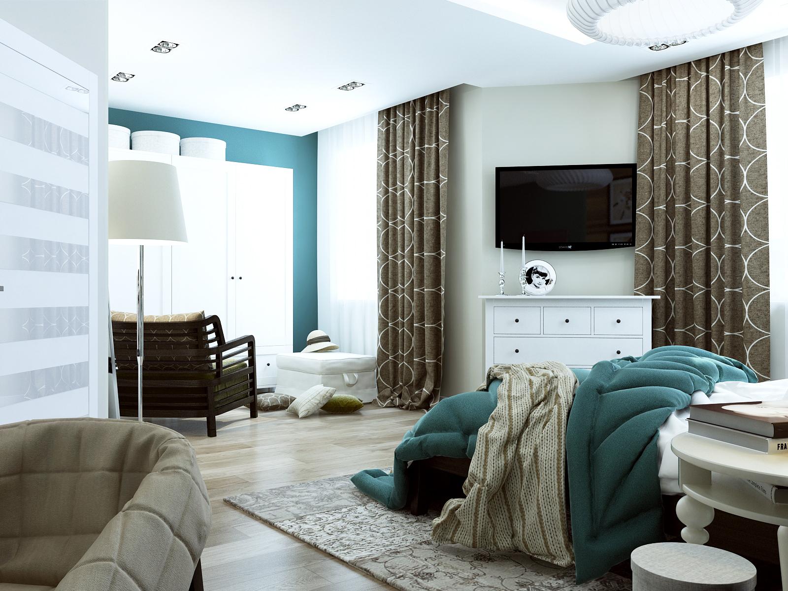 Дизайн проект квартиры на комендантском (9)