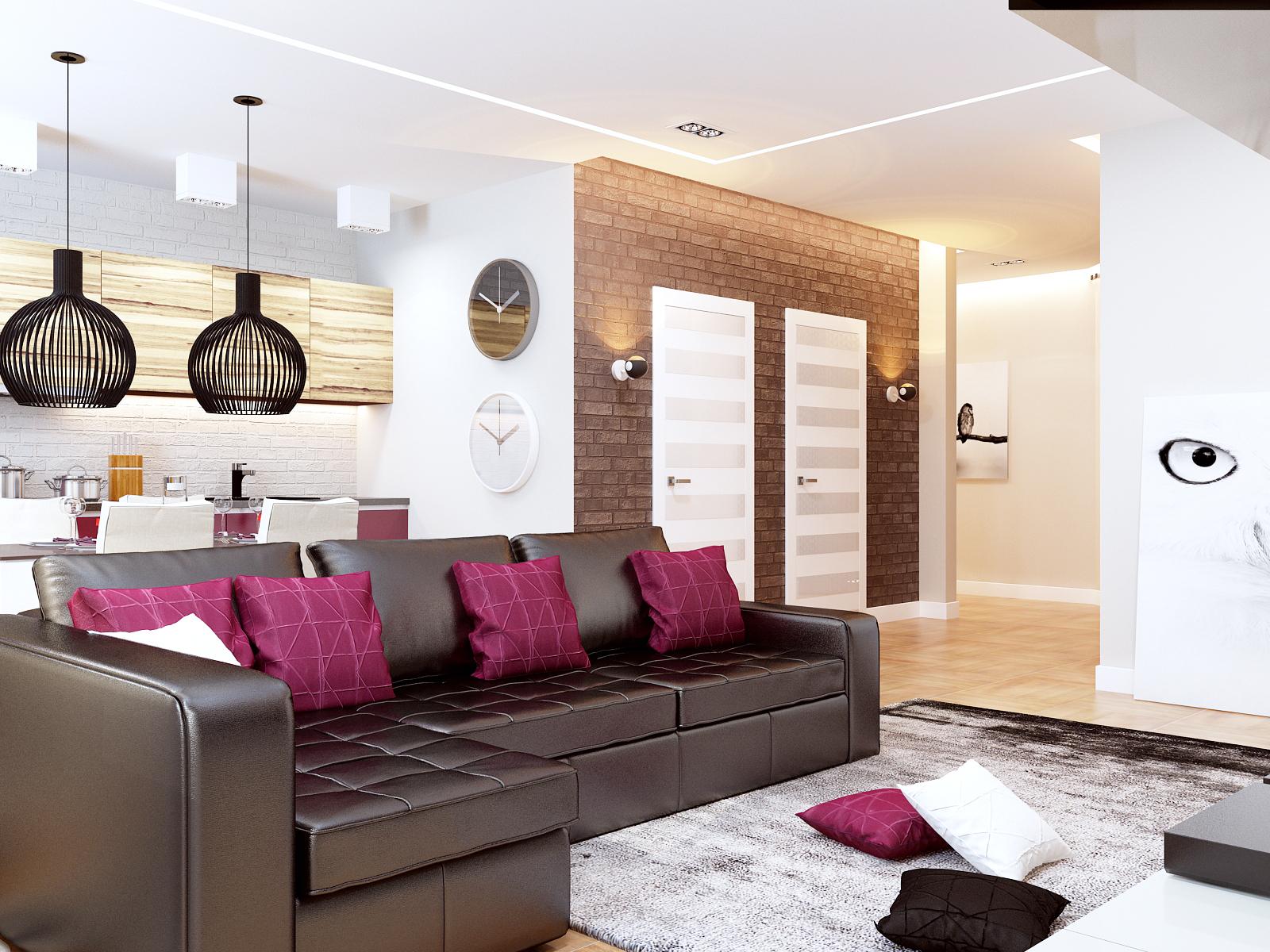 Дизайн проект квартиры на комендантском (4)