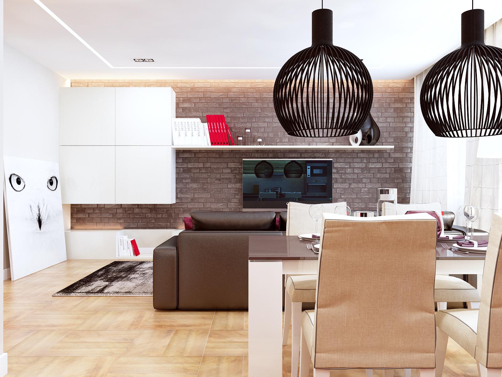 Дизайн проект квартиры на комендантском (5)