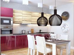 Дизайн проект квартиры на комендантском (6)