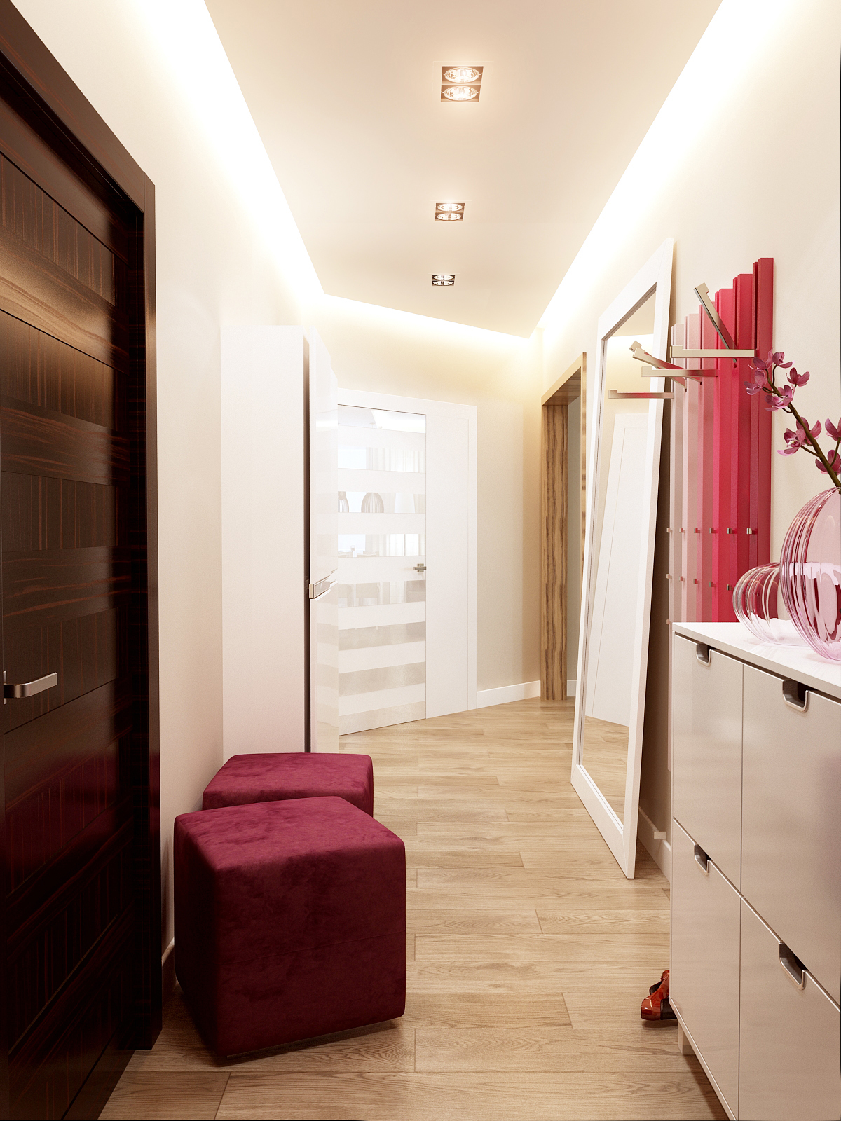 Дизайн проект квартиры на комендантском (1)