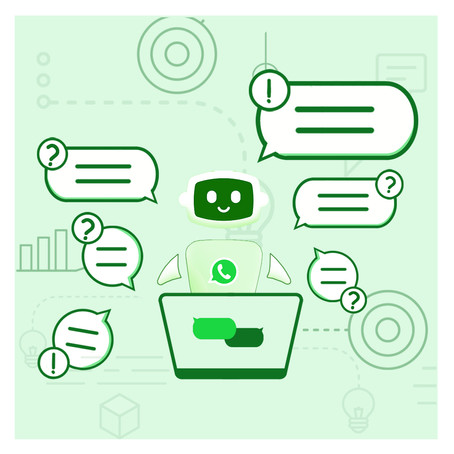 WHATSAPP CHATBOTS FOR E-COMMERCE INDUSTRY