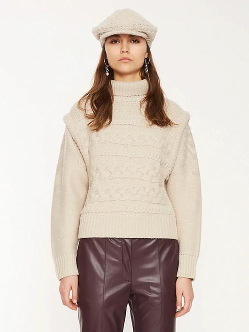 Attic & Barn CHARCOAL sweater