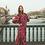 Thumbnail: Poppy field Laure Dress