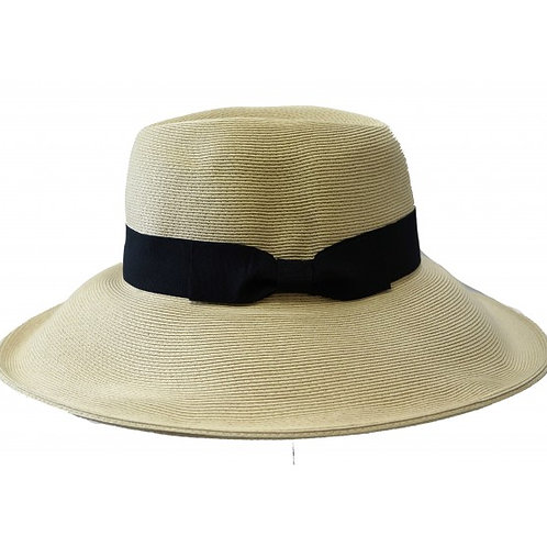 Bronté Wide brim hat - Jacqueline