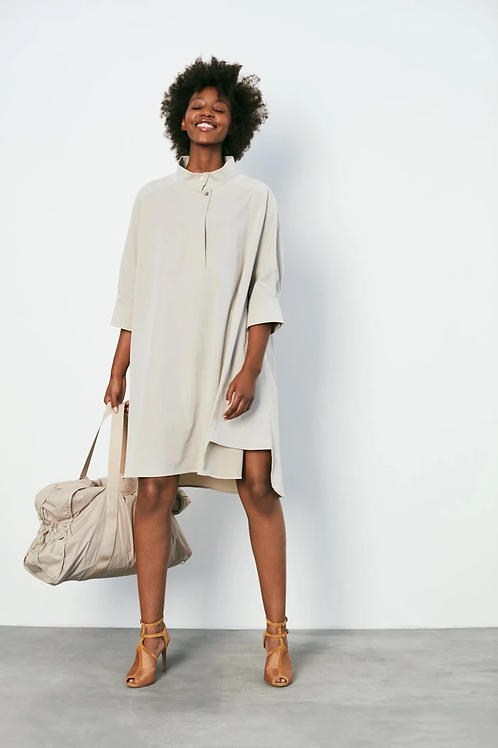 Rabens Riana Parchment shirt dress