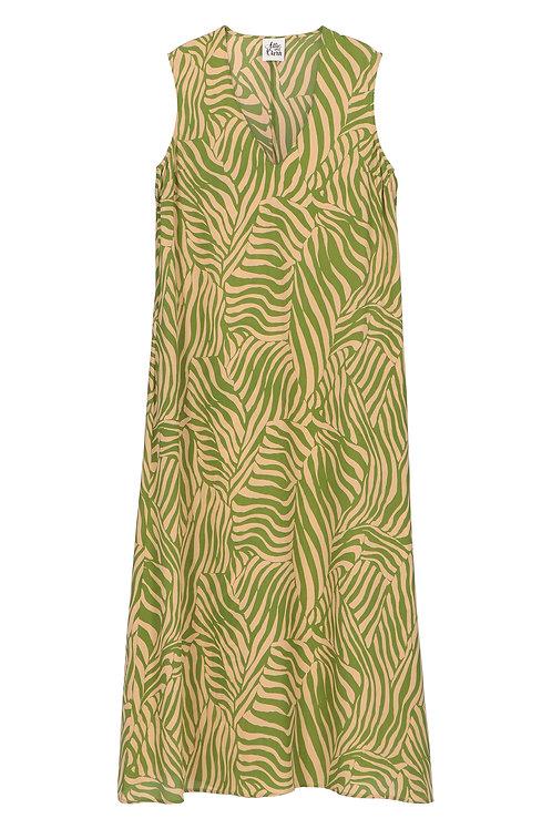 Attic & Barn plum dress