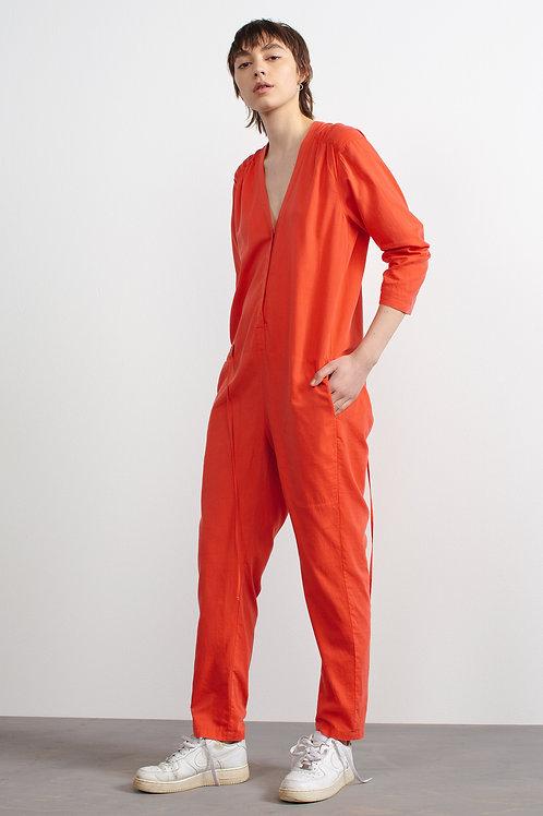 Humanoid viola jumpsuit