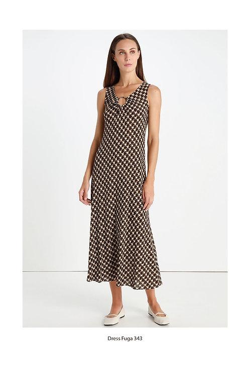 Siyu fuga dress
