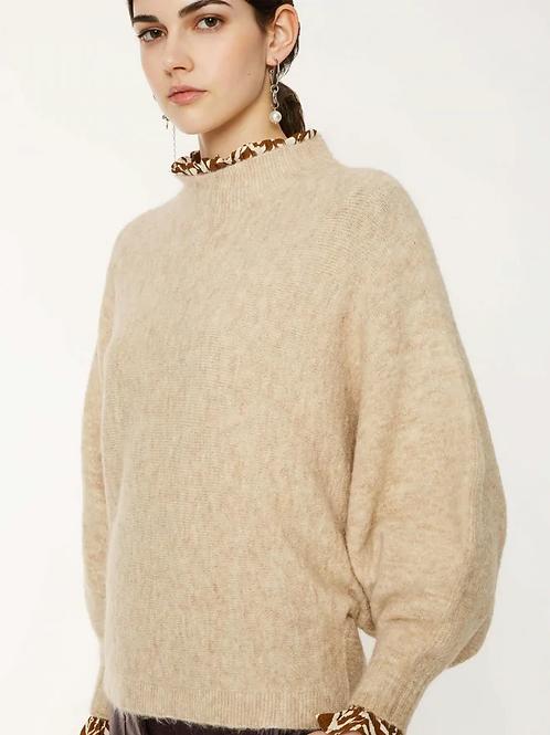 Attic & Barn lime knitwear