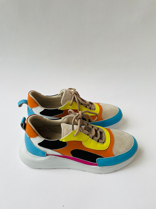 H32 Coco grazy Mary Sneakers