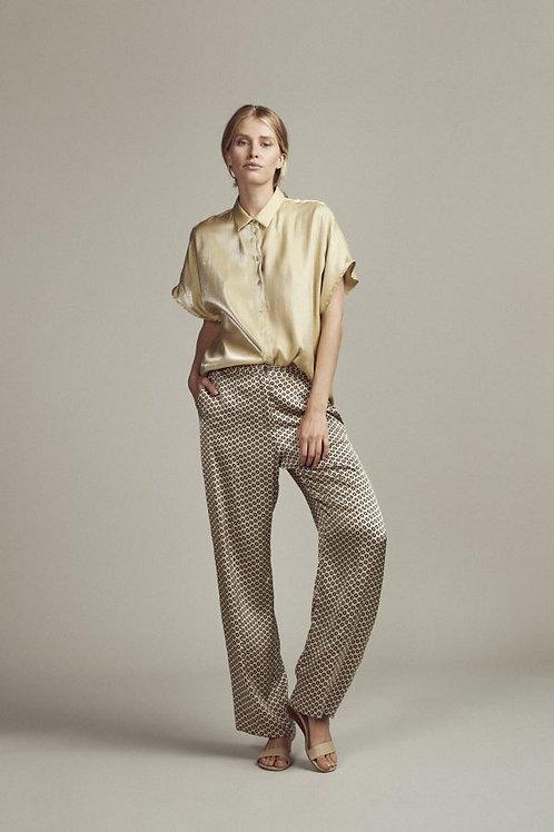 Femmes du sud nimes retro trouser