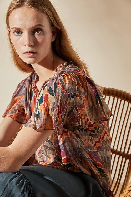 Louizon jakarta blouse