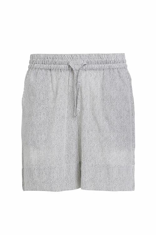 Rabens Milla Many stripes shorts