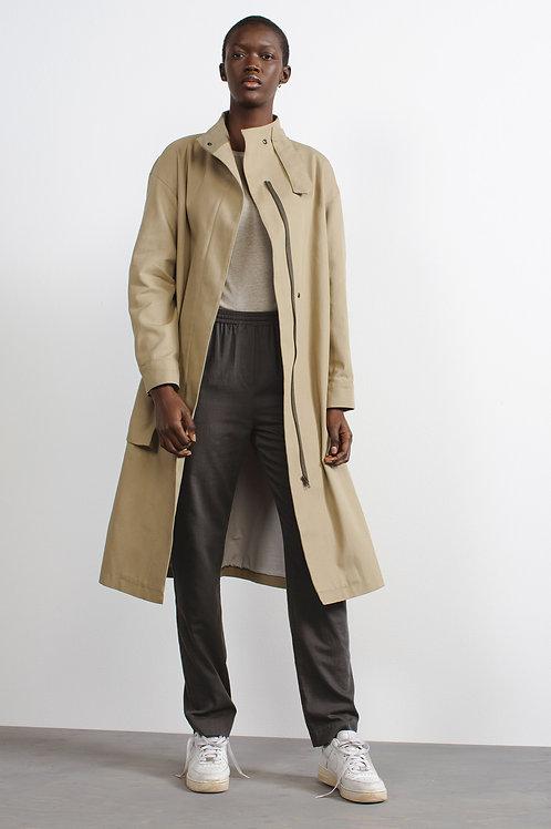 Humanoid farin coat