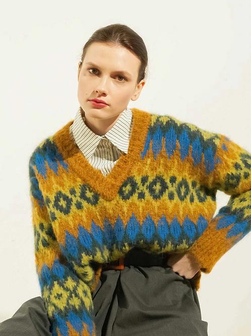 Momoni Dijon sweater