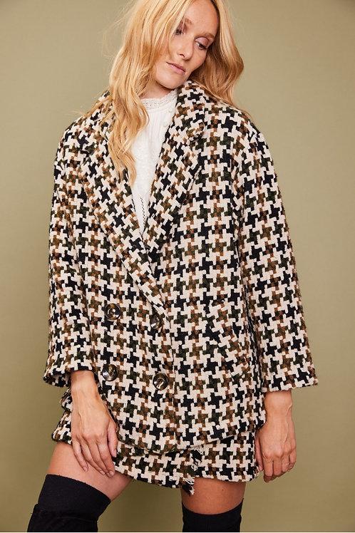 Louizon tetris coat