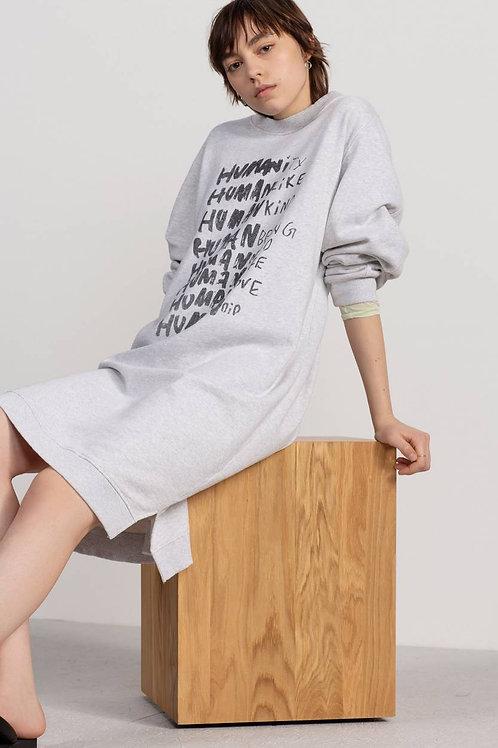 Humanoid Hovo mel sweater