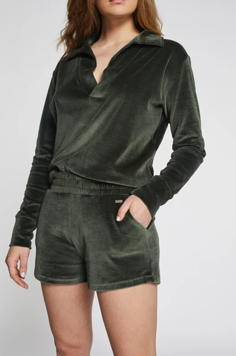 Lune active Teddy sweater