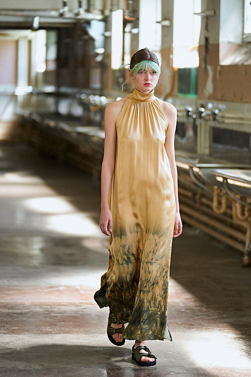 Rabens Hope Freckled border dress