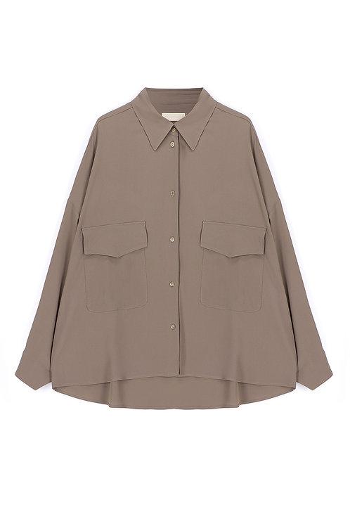 Momoni Bugola blouse