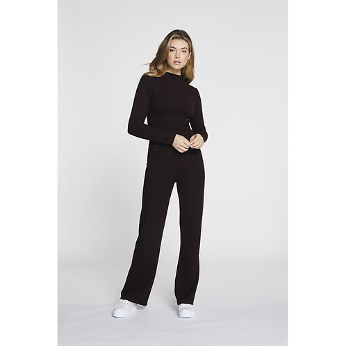 Lune Active Forest flare pants
