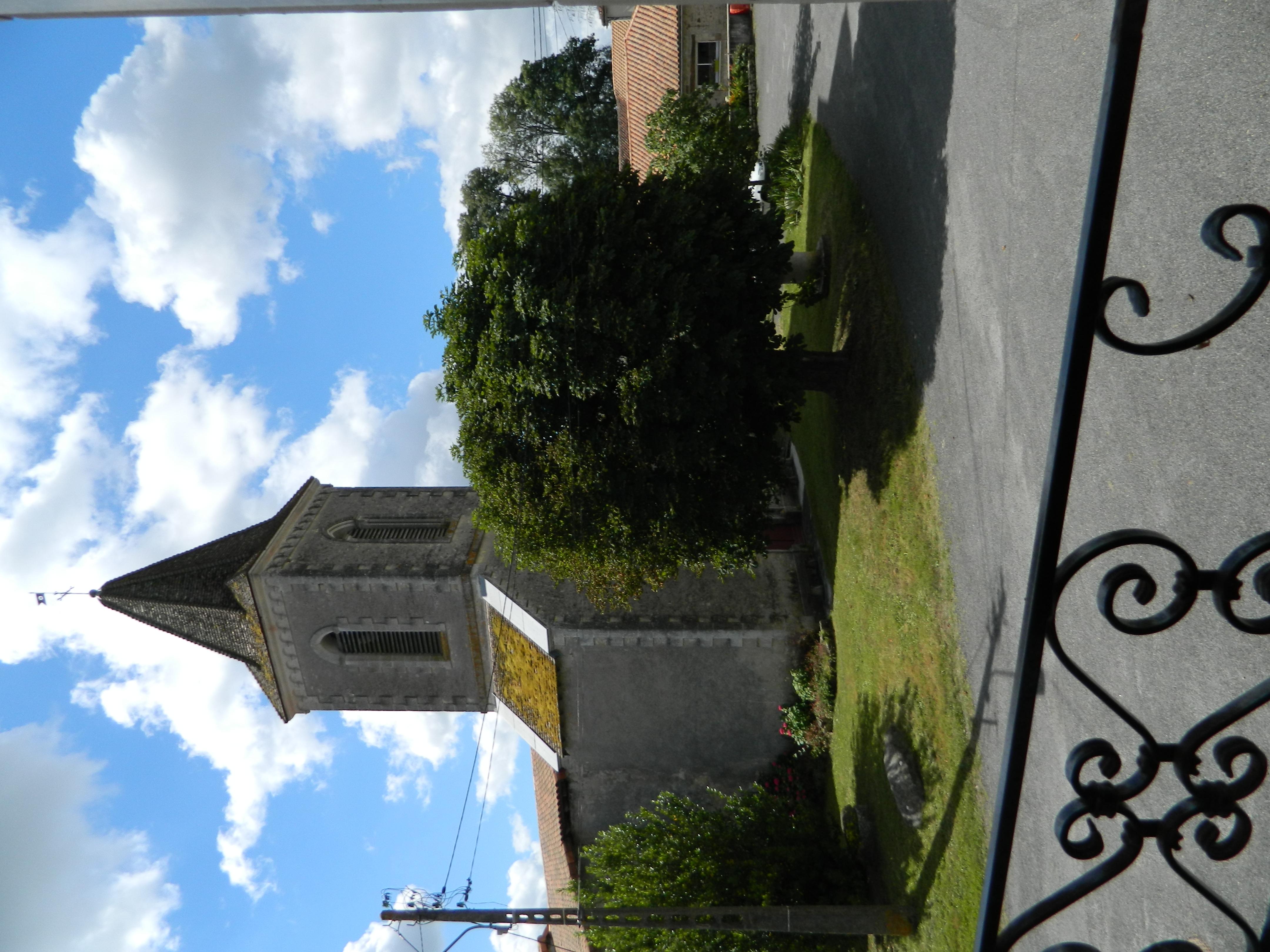 Marronnier view