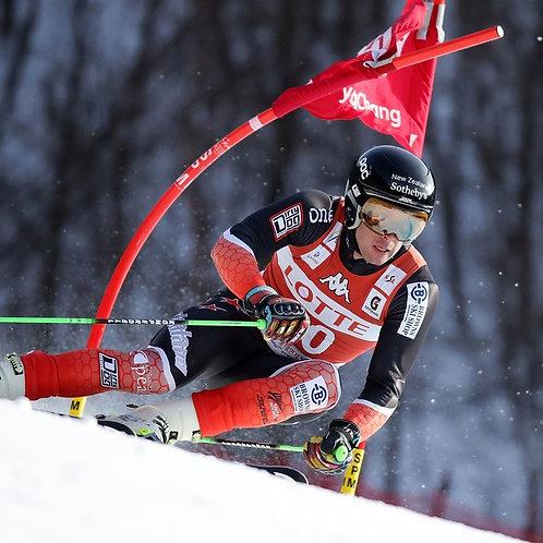 2017 NZ ALPINE SKI TEAM FIS RACE SUIT