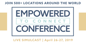 *FREE* Empowered To Connect Conference 2020 (End Soon)