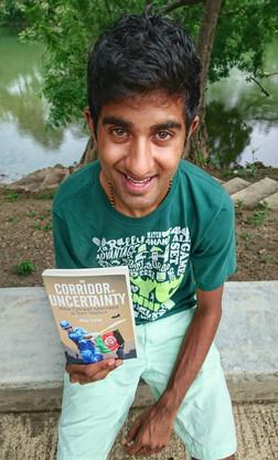 Nihar Suthar Featured in Darpan Magazine