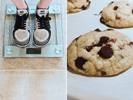Should You Stop Baking If You're Trying To Lose Weight?