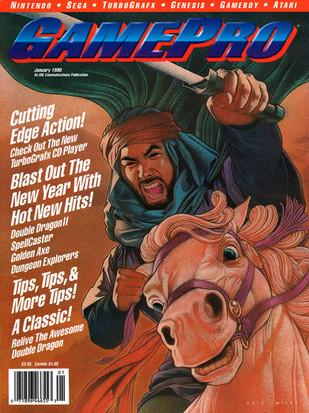 GamePro: 1990-1995