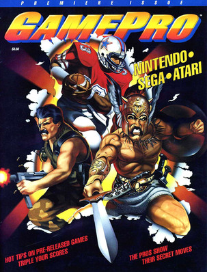 GamePro: 1989